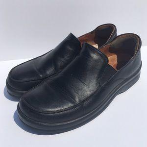Birkenstock Footprints Leather Loafer Size 41